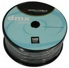 <b>Кабель DMX American DJ</b> AC-DMXD3/100R