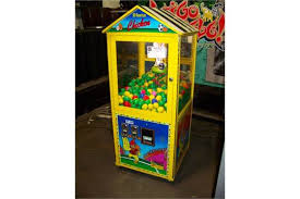 All American Chicken Vending Machine Custom ALL AMERICAN CHICKEN EGG PRIZE VENDING MACHINE Item Is In Used