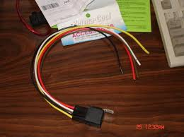 wiring electric fans relay chevelle tech click image for larger version fanrelay jpg views 197 size 42 3