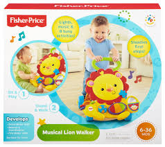 Fisher-Price Lion Walker | Walmart Canada