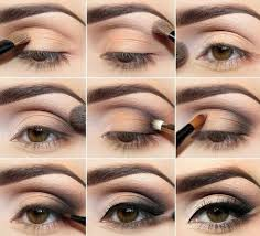 natural eye makeup tutorial quick and easy