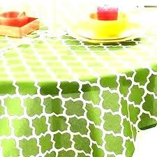 outdoor tablecloth