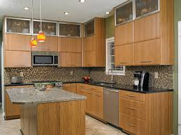 Bamboo Cabinets Kitchen The Amazing Bamboo Kitchen Cabinets New Home Designs
