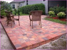 brick paver patio patterns. Unique Paver Brick Paver Patio In Patterns H