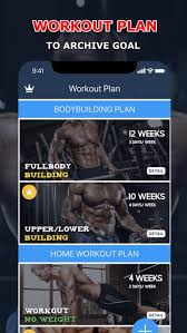 fitness coach fitness planner by