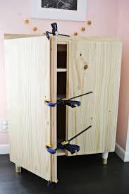 Ikea Ivar Cabinet Hack Turned Into A Bar Cabinet Ikea