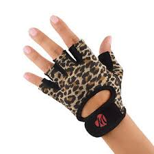 image is loading womens weight lifting gloves mellie gloves tm leopard