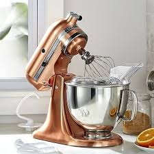 metallic gold kitchenaid mixer before you read 4 point