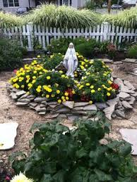 Small Picture Catholic Garden Contest Winners Announced Garden ideas Gardens