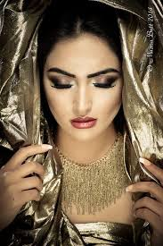 experienced arabic asian bridal hair makeup artist freelance mobile party bridesmaid wedding Â