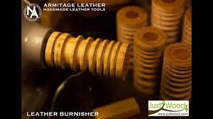armitage leather tools leather burnisher