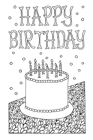 Free Downloadable Adult Coloring Greeting Cards