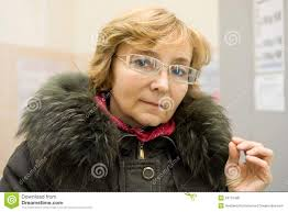Mature Woman Face Stock Photos   Pictures  Royalty Free Mature