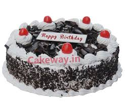Send Black Forest Birthday Cake To Ongole Order Black Forest Cake