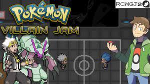 Thundaga Plays: Pokémon Villain Jam - YouTube