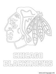 Small Picture chicago blackhawks logo nhl hockey sport1 Coloring pages Printable
