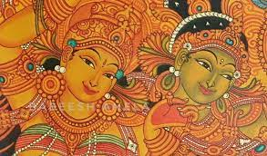 Ne... - Babeesh Anela Kerala Traditional Mural painting Artist | Facebook