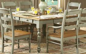 Small Distressed Dining Table Square Dining Table On Dining Table Sets For Lovely Distressed