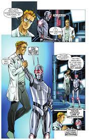 Gee Comics | As Hole #1 | Graphic Novel | Spinwhiz Comics