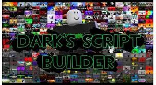 Scriptsrbx.com the #1 best place for roblox scripts. Dark Eccentric S Script Builder Roblox Game Info Codes April 2021 Rtrack Social