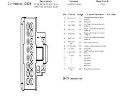switch pin out or wiring diagram ford the relay for and telescope