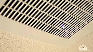 Decorative Bathroom Fan Delta Breez Humidity Sensor Exhaust Fan Review Youtube