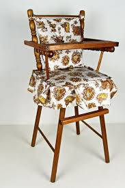 279 best dolls miscellaneous images on traditional wooden antique baby high chair