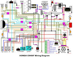 wiring diagram honda steed 400 circuit and wiring diagram honda cb400f wiring diagram and electrical system circuit