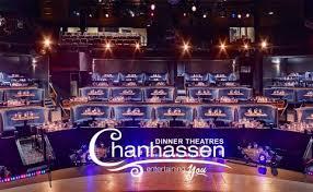 Chanhassen Dinner Theater October 2018 Sale