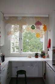 Gardinen Küchenfenster Modern Schön Das Perfekte 40 Konzept Vorhänge