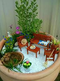 indoor fairy garden. Mini Fairy Garden Indoor