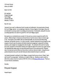 thank you for your resume letter cover letter professional