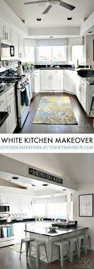 White Kitchen Decor White Kitchen Decor Ideas The 36th Avenue