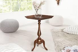 Table d'appoint carrée ROMAQUE - chloe design
