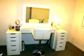 desk mirror with lights. Wonderful With Lighted Vanity Mirror Table Cheap Makeup With  For Desk Mirror With Lights N