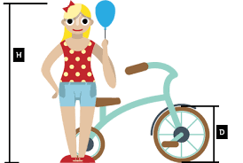 Child Bike Size Chart Kids Bike Size Chart
