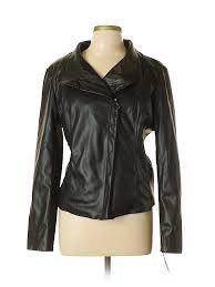 pin it sam edelman women faux leather jacket size xl