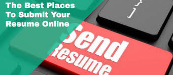 Related post for Where to submit your resume