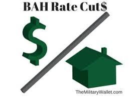 Bah Rate Cuts Veterans Resources Blog