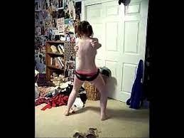 Homemade Teen Strip Dance