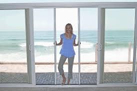 sliding screen door home