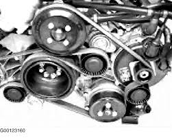 2001 bmw 525i serpentine belt routing and timing belt diagrams serpentine and timing belt diagrams