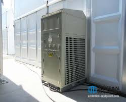 air conditioning unit. temporary air conditioning unit r