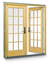single hinged patio doors. 400 Series Frenchwood Hinged Outswing Patio Doors | By Andersen Windows Single I