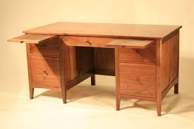 desk with pull out table lighthouse woodworking