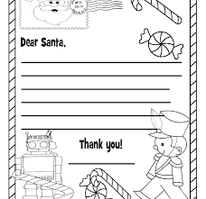 Christmas List Coloring Page List Coloring Page X Wish For Kids