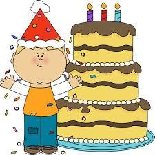 boy birthday clip art. Simple Boy Boy Birthday Cake Clipart Intended Birthday Clip Art H