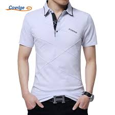 <b>Covrlge</b> Plus Size 3XL 4XL 5XL Polo Shirt <b>Men</b> Short Sleeve ...