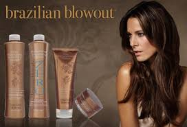 Image result for brazilian blowout process
