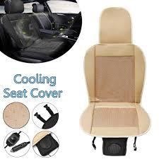 12v car seat cushion sd control ventilate breathable